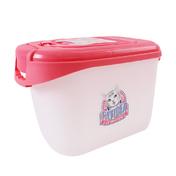 캣아이디어 럭셔리 사료통 3kg 핑크