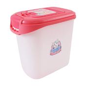 캣아이디어 럭셔리 사료통 5kg 핑크