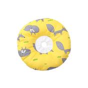 힐링타임 도넛 쿠션 넥카라 옐로우폭스