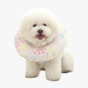 이츠독 오가닉 홈케어링 넥카라 핑크