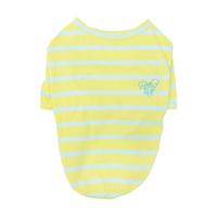 이츠독 네온캔디 티셔츠 옐로우&블루