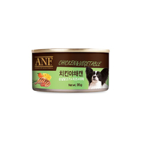 ANF 치킨야채 강아지캔 95g