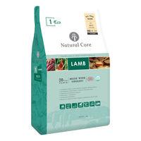 네츄럴코어 독 유기농 에코 1 양고기 작은알갱이 10kg