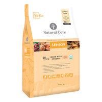 네츄럴코어 독 유기농 에코 9a 시니어 오리&고구마 2.4kg