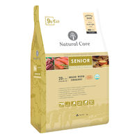 네츄럴코어 독 유기농 에코 9b 시니어 연어&고구마 2.4kg
