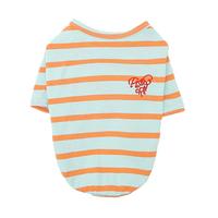 이츠독 네온캔디 티셔츠 오렌지&블루