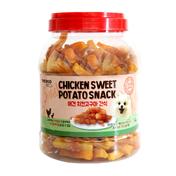 더독 치킨고구마통져키 소프트타입 1.4kg - 유통기한 2021.11.12
