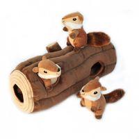 지피포우즈 숨은 통나무 산타 다람쥐 찾기