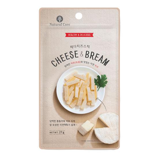 네츄럴코어 치즈&브림 27g 사진
