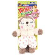 도기맨 러블리허그 장난감 다람쥐