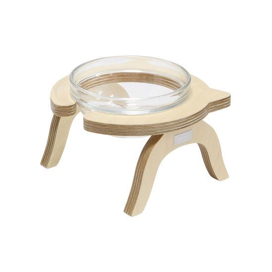 제프리공방 원목 수반 소형 프리미엄 (물그릇 포함) 사진