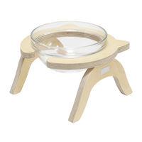 제프리공방 원목 수반 중형 기본 (물그릇 포함)